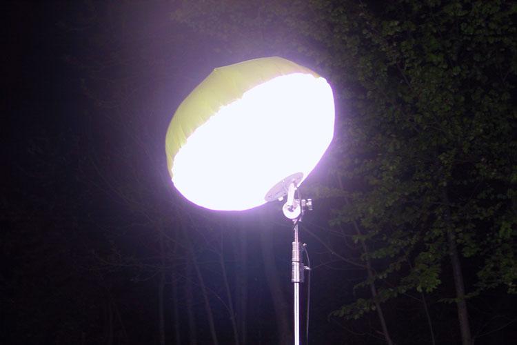 Ballon Lumineux - LB 85 Work