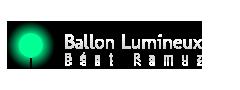 Ballon Lumineux - Béat Ramuz