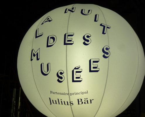 Ballon Lumineux - Ballon personnalisé