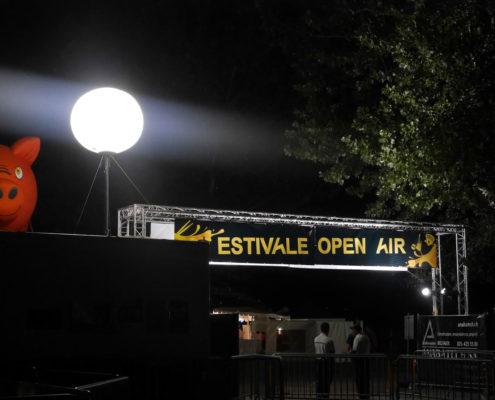 Ballon Lumineux - Estivale Open Air 2016