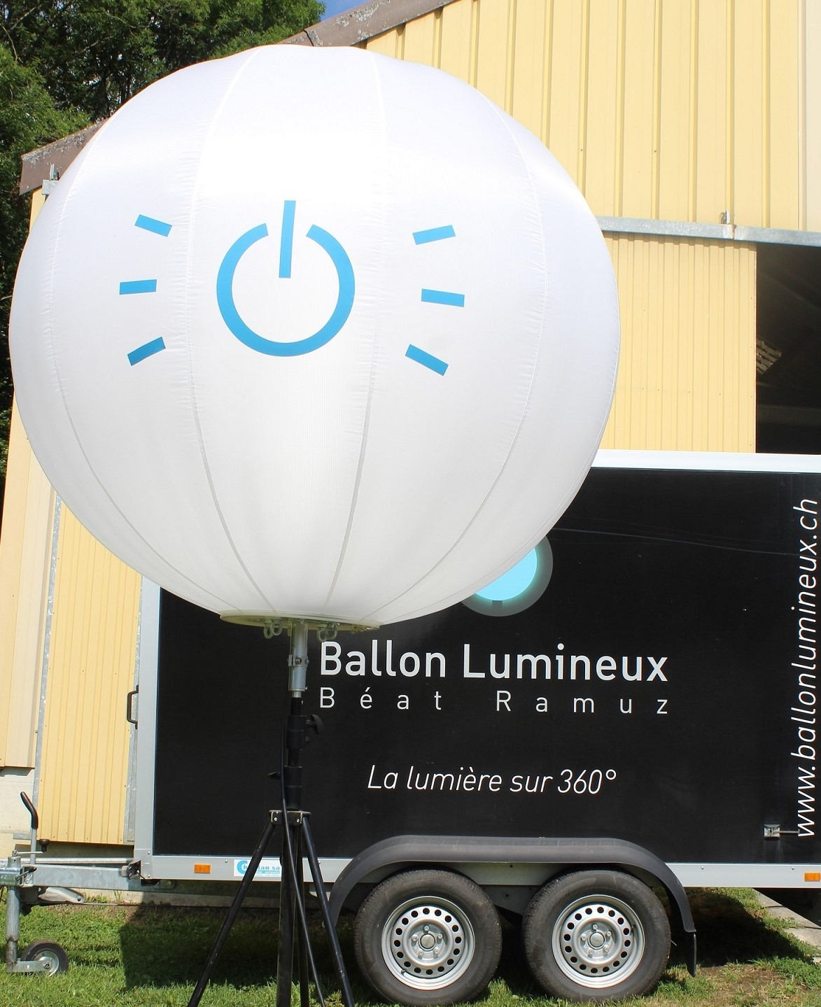 Ballon Lumineux - Electr-on